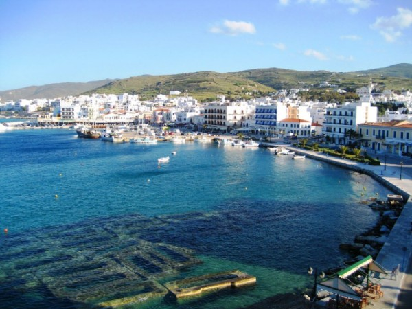"Tinos, the ""queen"" of the Cyclades"