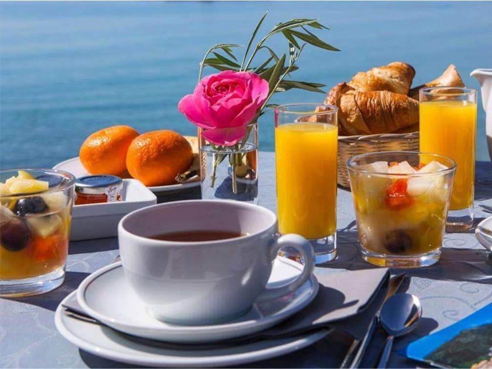 Breakfast in Tinos Suites & Apartments